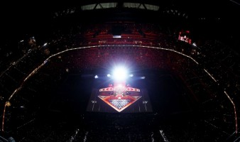 Madonna at the Super Bowl Halftime Show - 5 February 2012 - Update 3 (76)