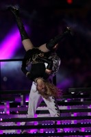 Madonna at the Super Bowl Halftime Show - 5 February 2012 - Update 3 (81)