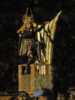 Madonna at the Super Bowl Halftime Show - 5 February 2012 - Update 3 (84)