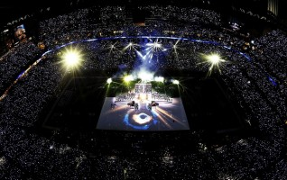 Madonna at the Super Bowl Halftime Show - 5 February 2012 - Update 3 (85)