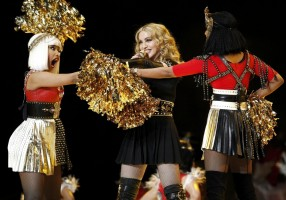 Madonna at the Super Bowl Halftime Show - 5 February 2012 - Update 3 (87)