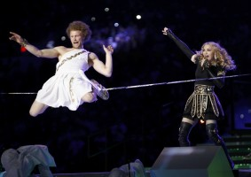 Madonna at the Super Bowl Halftime Show - 5 February 2012 - Update 3 (88)