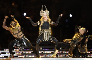Madonna at the Super Bowl Halftime Show - 5 February 2012 - Update 3 (90)