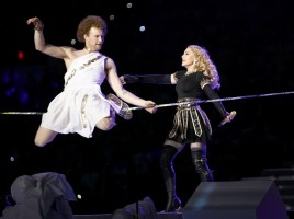 Madonna at the Super Bowl Halftime Show - 5 February 2012 - Update 3 (92)