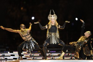 Madonna at the Super Bowl Halftime Show - 5 February 2012 - Update 3 (94)