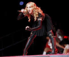 Madonna at the Super Bowl Halftime Show - 5 February 2012 - Update 3 (97)