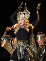 Madonna at the Super Bowl Halftime Show - 5 February 2012 - Update 3 (98)