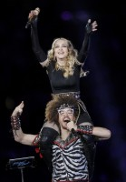 Madonna at the Super Bowl Halftime Show - 5 February 2012 - Update 3 (103)