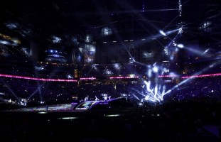 Madonna at the Super Bowl Halftime Show - 5 February 2012 - Update 3 (107)