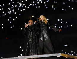 Madonna at the Super Bowl Halftime Show - 5 February 2012 - Update 3 (108)