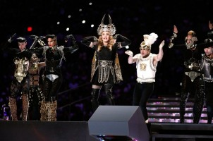 Madonna at the Super Bowl Halftime Show - 5 February 2012 - Update 3 (109)