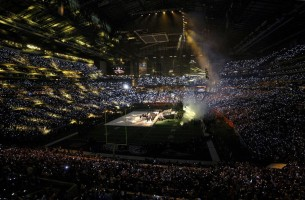 Madonna at the Super Bowl Halftime Show - 5 February 2012 - Update 3 (110)