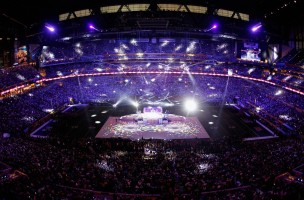Madonna at the Super Bowl Halftime Show - 5 February 2012 - Update 3 (114)