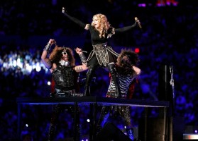 Madonna at the Super Bowl Halftime Show - 5 February 2012 - Update 3 (115)