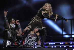 Madonna at the Super Bowl Halftime Show - 5 February 2012 - Update 3 (119)
