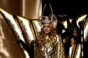 Madonna at the Super Bowl Halftime Show - 5 February 2012 - Update 1 (3)