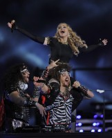 Madonna at the Super Bowl Halftime Show - 5 February 2012 - Update 3 (125)