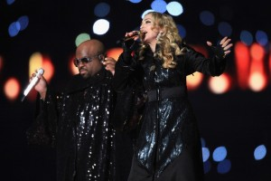 Madonna at the Super Bowl Halftime Show - 5 February 2012 - Update 3 (129)