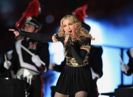 Madonna at the Super Bowl Halftime Show - 5 February 2012 - Update 3 (130)