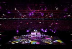 Madonna at the Super Bowl Halftime Show - 5 February 2012 - Update 3 (131)