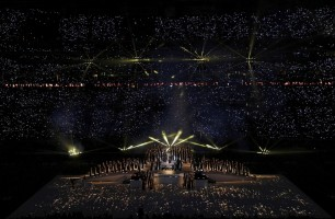 Madonna at the Super Bowl Halftime Show - 5 February 2012 - Update 3 (134)