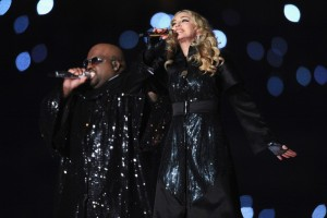 Madonna at the Super Bowl Halftime Show - 5 February 2012 - Update 3 (137)