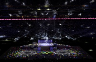 Madonna at the Super Bowl Halftime Show - 5 February 2012 - Update 3 (138)