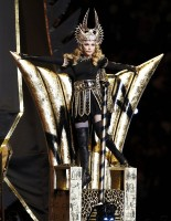 Madonna at the Super Bowl Halftime Show - 5 February 2012 - Update 3 (142)