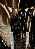 Madonna at the Super Bowl Halftime Show - 5 February 2012 - Update 1 (5)