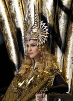 Madonna at the Super Bowl Halftime Show - 5 February 2012 - Update 3 (145)