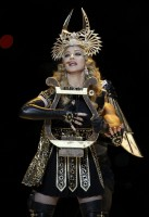 Madonna at the Super Bowl Halftime Show - 5 February 2012 - Update 3 (147)