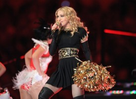 Madonna at the Super Bowl Halftime Show - 5 February 2012 - Update 3 (152)