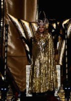 Madonna at the Super Bowl Halftime Show - 5 February 2012 - Update 1 (6)