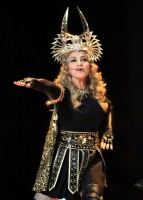Madonna at the Super Bowl Halftime Show - 5 February 2012 - Update 3 (156)