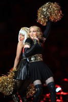 Madonna at the Super Bowl Halftime Show - 5 February 2012 - Update 3 (158)