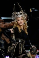 Madonna at the Super Bowl Halftime Show - 5 February 2012 - Update 1 (11)