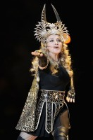 Madonna at the Super Bowl Halftime Show - 5 February 2012 - Update 1 (18)