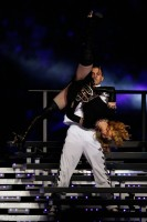 Madonna at the Super Bowl Halftime Show - 5 February 2012 - Update 1 (19)