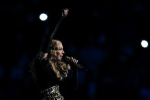 Madonna at the Super Bowl Halftime Show - 5 February 2012 - Update 1 (20)