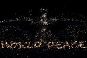 Madonna at the Super Bowl Halftime Show - 5 February 2012 - Update 1 (23)