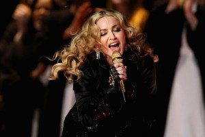 Madonna at the Super Bowl Halftime Show - 5 February 2012 - Update 1 (24)