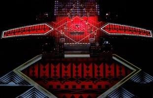 Madonna at the Super Bowl Halftime Show - 5 February 2012 - Update 1 (25)