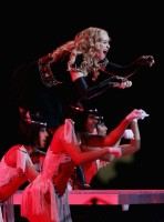 Madonna at the Super Bowl Halftime Show - 5 February 2012 - Update 1 (29)