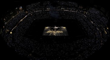 Madonna at the Super Bowl Halftime Show - 5 February 2012 - Update 1 (30)