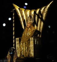 Madonna at the Super Bowl Halftime Show - 5 February 2012 - Update 1 (34)