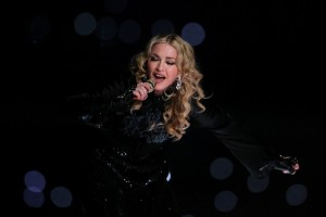 Madonna at the Super Bowl Halftime Show - 5 February 2012 - Update 2 (4)