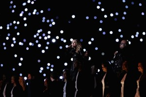 Madonna at the Super Bowl Halftime Show - 5 February 2012 - Update 2 (5)