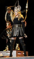 Madonna at the Super Bowl Halftime Show - 5 February 2012 - Update 2 (8)