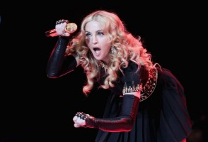 Madonna at the Super Bowl Halftime Show - 5 February 2012 - Update 2 (18)
