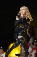 Madonna at the Super Bowl Halftime Show - 5 February 2012 - Update 2 (19)